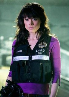 Wendy Simms Fictional character on American television series CSI: Crime Scene Investigation