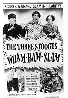 <i>Wham Bam Slam</i> 1955 film by Jules White