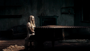 When You're Gone (Avril Lavigne song) - Lavigne plays piano in an abandoned house.