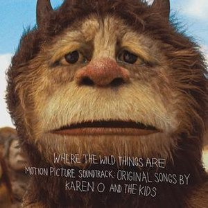 Where the Wild Things Are: Motion Picture Soundtrack - Image: Wild things are soundtrack