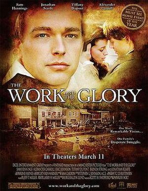 The Work and the Glory (film) - Image: Work&glory