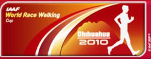 2010 IAAF World Race Walking Cup - Image: Wrc 2010 logo