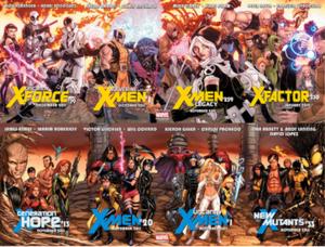 X-Men: Regenesis - Image: X Men Regenesis