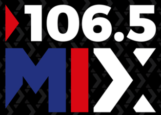 XHGV-FM - Image: XHGV 106.5MIX logo