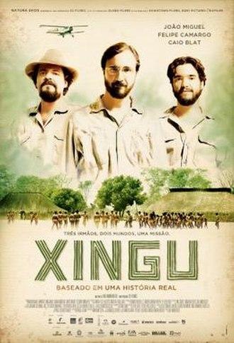 Xingu (film) - Image: Xingu Film Poster