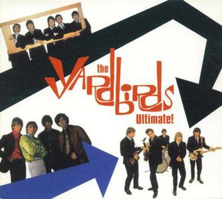 <i>Ultimate!</i> 2001 compilation album of 1963–1968 songs by the Yardbirds