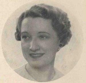 Zealia Bishop - Zealia Bishop c.1953