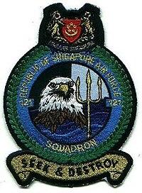 121 Squadron, Republic of Singapore Air Force - Wikipedia