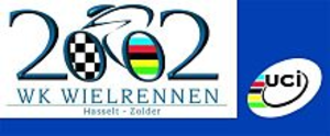 2002 UCI Road World Championships - Image: 2002 UCI Road World Championships logo
