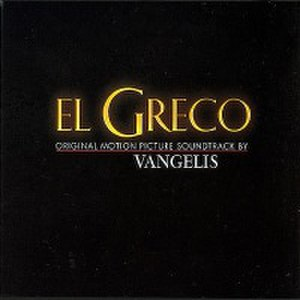 El Greco (2007 film) - The cover of the album El Greco Original Motion Picture Soundtrack