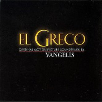 El Greco (2007 film) - The cover of the album El Greco Original Motion Picture Soundtrack