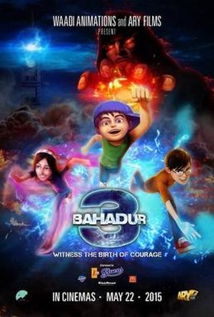 3 Bahadur - Theatrical release poster