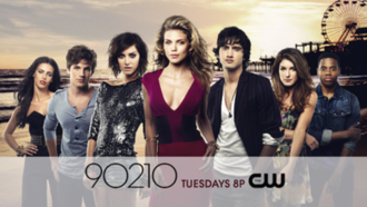 90210 (season 4) - Promotional marketing campaign for the fourth season.