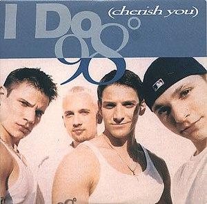 I Do (Cherish You) - Image: 98 Degrees I Do Cherish You 310447
