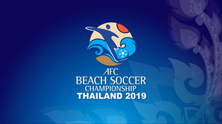 2019 AFC Beach Soccer Championship