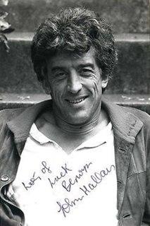 John Hallam 1941–2006; Northern Irish character actor