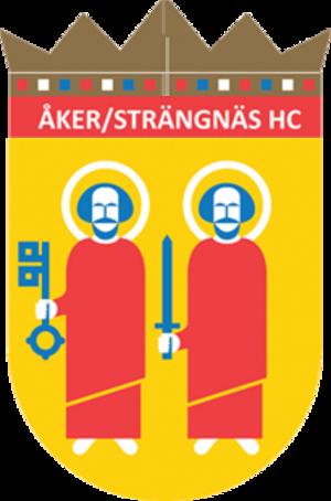 Åker/Strängnäs HC - Image: Aker Strangnas HC logo