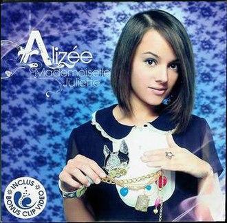 Mademoiselle Juliette - Image: Alizee Mademoiselle Juliette alternate cover