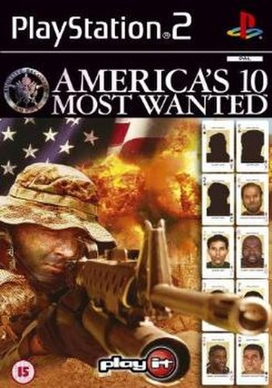America's 10 Most Wanted - Image: America's 10 Most Wanted War on Terror