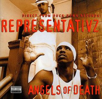 Representativz - Representativz-Angels of Death LP