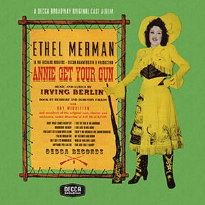 Annie Get Your Gun (musical) - Broadway 1946 Original Cast Album