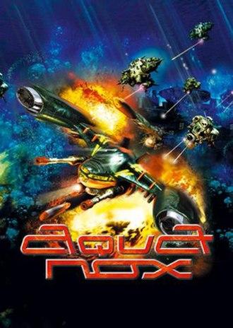 AquaNox - Image: Aqua Nox Coverart