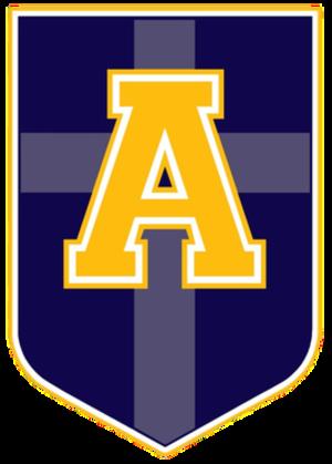 Aquin Catholic Schools - Image: Aquin High School logo