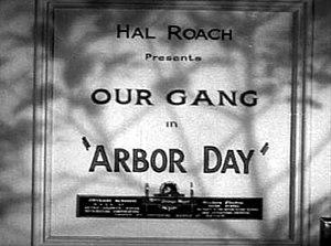 Arbor Day (film) - Image: Arbor day
