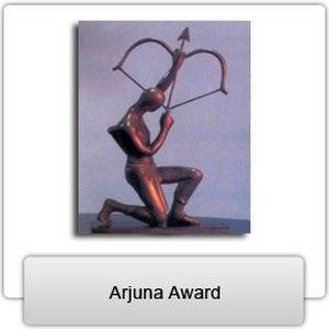 Arjuna Award - Image: Arjun Award