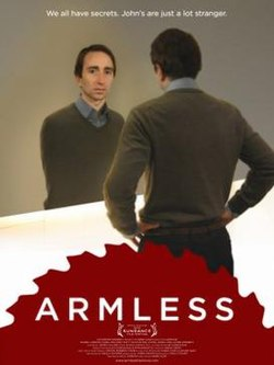 definition of armless