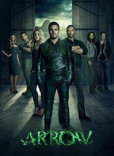 tv series Arrow