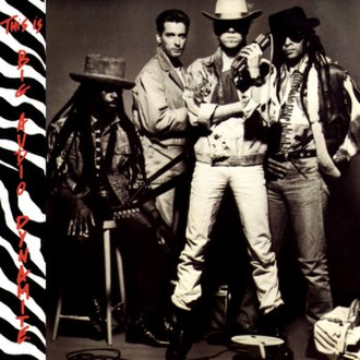 This Is Big Audio Dynamite - Image: BAD This is BAD