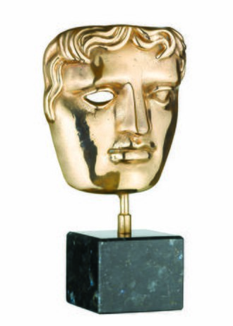 British Academy of Film and Television Arts - The BAFTA award, designed by Mitzi Cunliffe