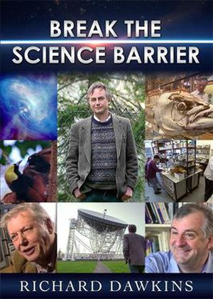 Break the Science Barrier - Cover of the DVD released by The Richard Dawkins Foundation for Reason and Science