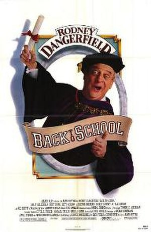 Back to School - Film poster