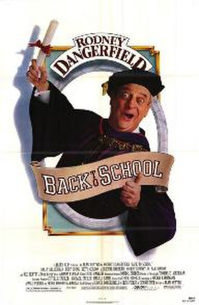 Picture of a movie: Back To School