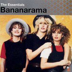 The Essentials (Bananarama album) - Image: Banana tess