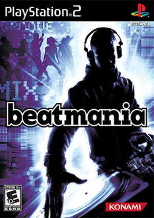 Beatmania (2006 video game) - Image: Beatmania (North America) Coverart