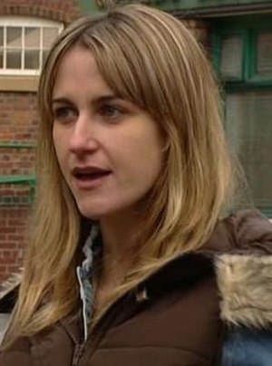 Becky McDonald - Becky Granger as she appeared in 2006.