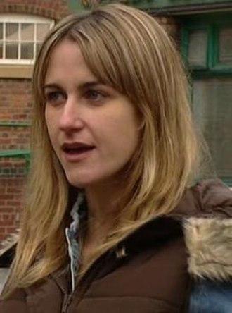 Becky McDonald - Becky Granger as she appeared in 2006.
