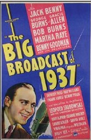 The Big Broadcast of 1937 - Image: Big Broadcast 1937
