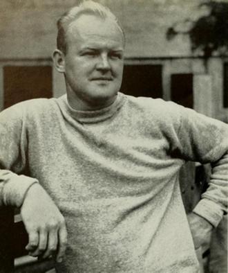 Bill Kern - Kern pictured in The Monticola 1941, West Virginia yearbook