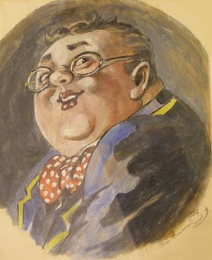 Billy Bunter - Billy Bunter as depicted by The Magnet artist C. H. Chapman
