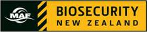 Biosecurity in New Zealand - Image: Biosecurity New Zealand logo