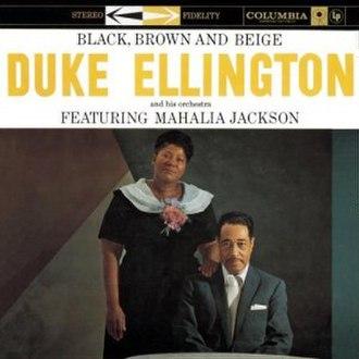 Black, Brown and Beige (album) - Image: Black, Brown, and Beige
