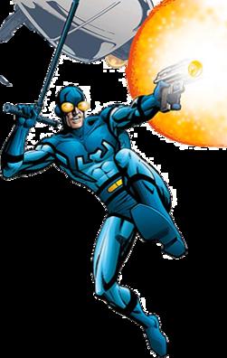 Blue Beetle LAW