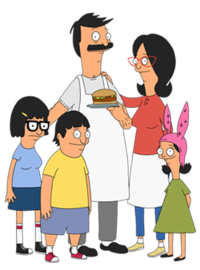list of bob s burgers characters wikipedia