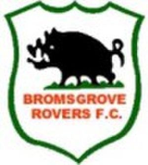 Bromsgrove Rovers F.C. - Image: Bromsgrove Rovers Badge