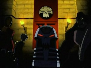 Brotherhood of Evil - The Brotherhood of Evil in the Teen Titans Animated Series.