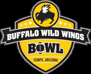 2012 Buffalo Wild Wings Bowl - Image: Buffalo Wild Wings Bowl logo